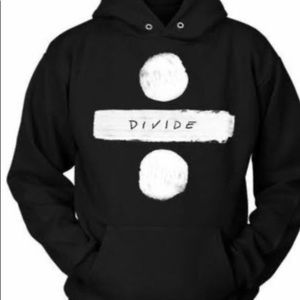 Ed Sheeran Divide world tour unisex sweatshirt